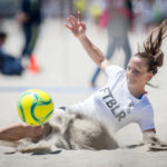 How Beach Soccer Made Me Fitter than Bodybuilding, Q & A with Jeane Sunseri-Warp of NorCal BSC